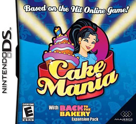 Cake Mania (DS) DS Game