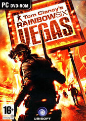 Tom Clancy's: Rainbow Six Vegas (French Version Only) (PC)