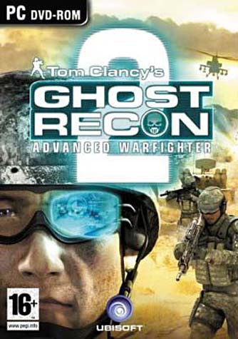 Tom Clancy's Ghost Recon Advanced Warfighter 2 (French Version Only) (PC) PC Game