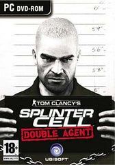 Tom Clancy's Splinter Cell - Double Agent (French Version Only) (PC)