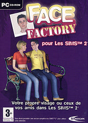 Face Factory - Les Sims 2 (French Version Only) (PC)
