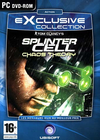Tom Clancy's Splinter Cell - Chaos Theory (French Version Only) (PC) PC Game