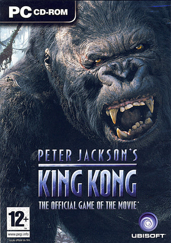 Peter Jackson's King Kong (French Version Only) (PC) PC Game