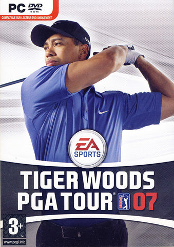 Tiger Woods PGA Tour 07 (French Version Only) (PC) PC Game