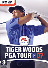 Tiger Woods PGA Tour 07 (French Version Only) (PC)