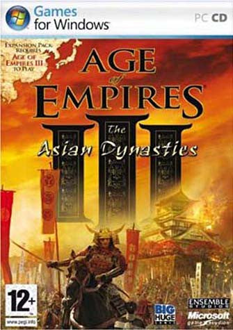 Age of Empires III - The Asian Dynasties (French Version Only) (PC) PC Game