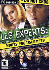 Les Experts : Las Vegas - Crimes en Serie (French Version Only) (PC)