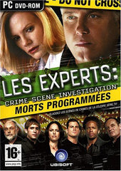 Les Experts - Morts Programmees (French Version Only) (PC)