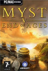 Myst 5 : End of Ages (French Version Only) (PC)