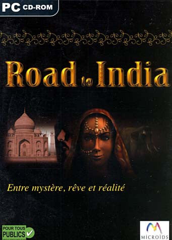 Road to India (French Version Only) (PC) PC Game