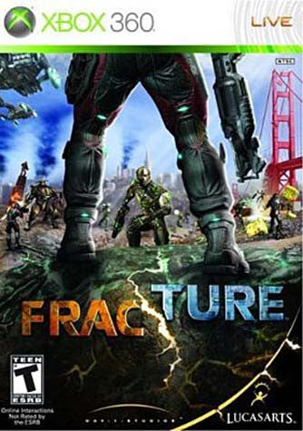 Fracture (XBOX360) XBOX360 Game