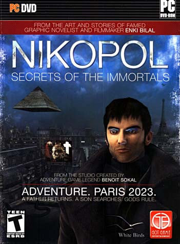 Nikopol - Secrets of the Immortals (PC) PC Game