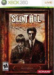 Silent Hill - Homecoming (Bilingual Cover) (XBOX360)
