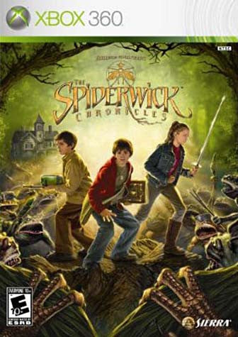 The Spiderwick Chronicles (XBOX360) XBOX360 Game