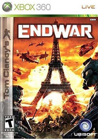 Tom Clancy's - EndWar (XBOX360) XBOX360 Game