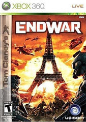 Tom Clancy's - EndWar (XBOX360)