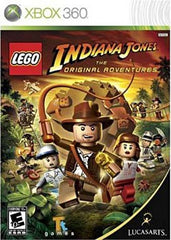 Lego Indiana Jones - The Original Adventures (XBOX360)
