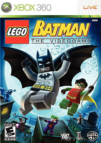 LEGO Batman (XBOX360) XBOX360 Game