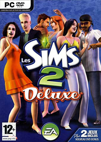 Les Sims 2 Deluxe (French Version Only) (PC) PC Game