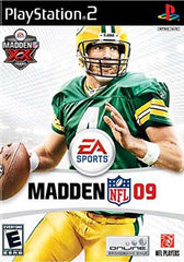 Madden NFL 09 (Limit 1 copy per client) (PLAYSTATION2)