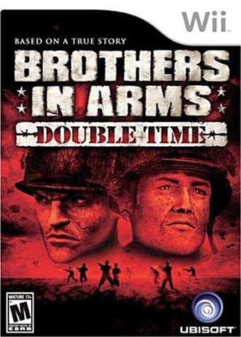 Brothers in Arms: Double Time (NINTENDO WII) NINTENDO WII Game