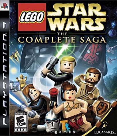 Lego Star Wars - The Complete Saga (PLAYSTATION3) PLAYSTATION3 Game