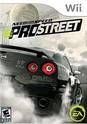 Need for Speed - Prostreet (NINTENDO WII) NINTENDO WII Game
