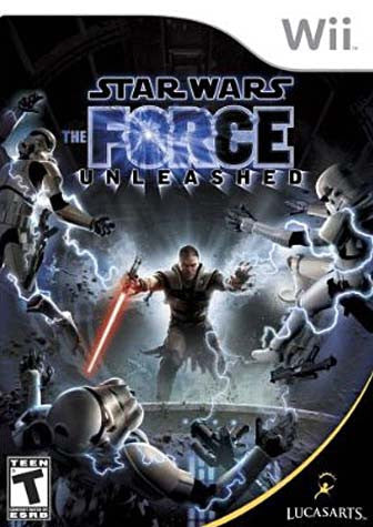 Star Wars - The Force Unleashed (Bilingual Cover) (NINTENDO WII) NINTENDO WII Game