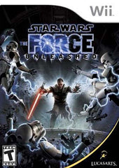 Star Wars - The Force Unleashed (Bilingual Cover) (NINTENDO WII)