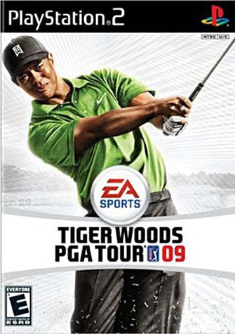 Tiger Woods PGA Tour 09 (Limit 1 copy per client) (PLAYSTATION2) PLAYSTATION2 Game