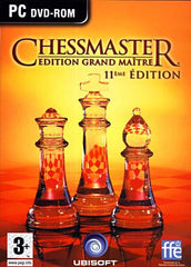 Chessmaster Edition Grand Maitre 11eme Editon (French Version Only) (PC)