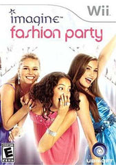 Imagine - Fashion Party (NINTENDO WII)