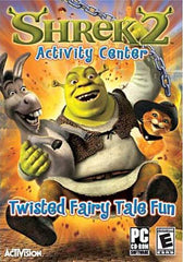 Shrek 2 - Activity Center (PC)