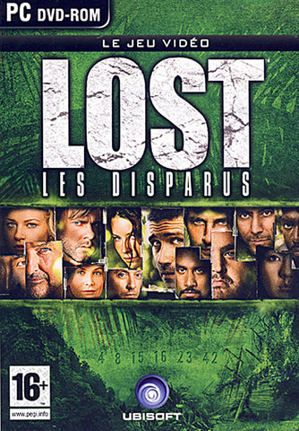 Lost: Les Disparus (French Version Only) (PC) PC Game