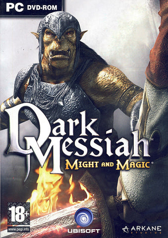 Dark Messiah of Might and Magic (French Version Only) (PC) PC Game