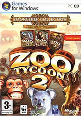 Zoo Tycoon 2 - Zoo Keeper Collection- 3 Jeux en 1 (French Version Only) (PC)