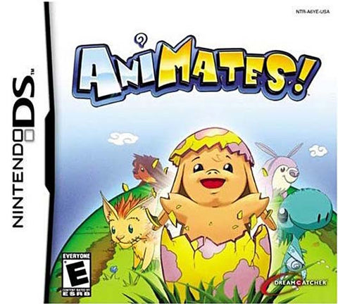 Animates (DS) DS Game