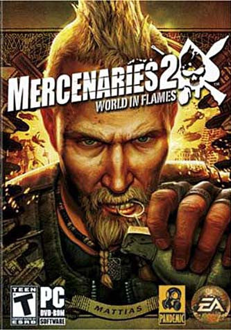 Mercenaries 2 - World in Flames (Limit 1 per Client) (PC) PC Game