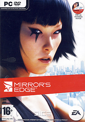 Mirror's Edge (French Version Only) (PC) PC Game