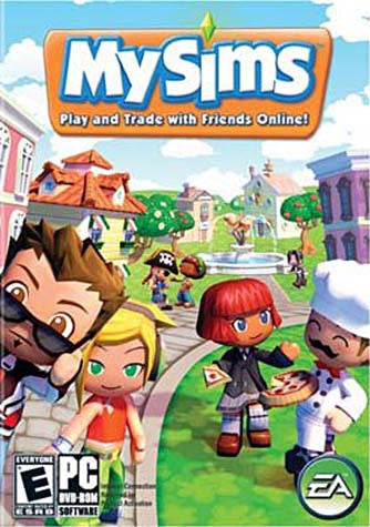 MySims (Limit 1 copy per client) (PC) PC Game