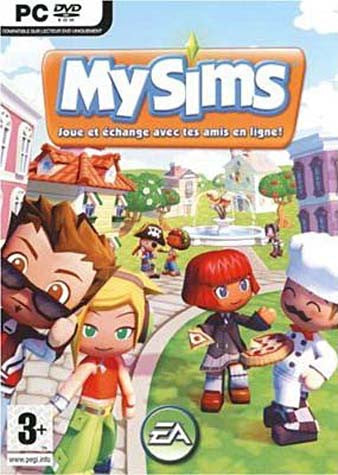 MySims (French Version Only) (PC) PC Game