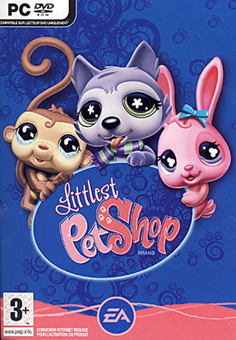 Littlest Pet Shop (French Version Only) (PC) PC Game