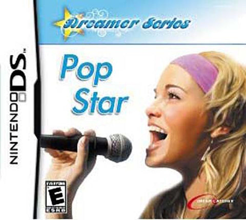 Dreamer Series - Pop Star (DS) DS Game