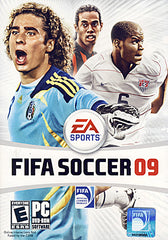 FIFA Soccer 09 (Limit 1 copy per client) (Bilingual 2nd Cover) (PC)
