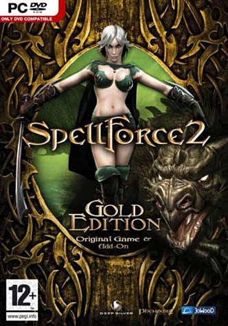 Spellforce 2 - Heroes and Gold Edition (French Version Only) (PC) PC Game