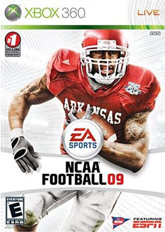 NCAA Football 09 (XBOX360) XBOX360 Game