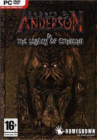 Robert D. Anderson and the Legacy of Cthulhu (French Version Only) (PC) PC Game