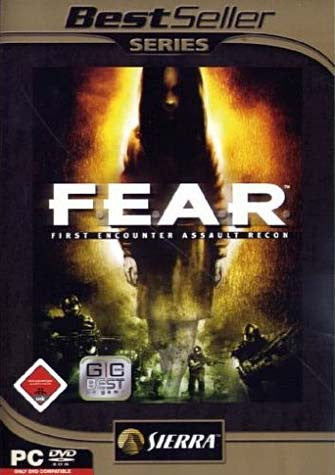 F.E.A.R (French Version Only) (PC) PC Game