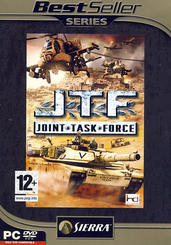 Joint Task Force (French Version Only) (PC) PC Game