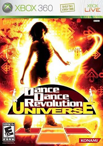 Dance Dance Revolution Universe (XBOX360) XBOX360 Game